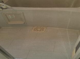 2019.10月横浜市 アパート退去後のハウスクリーニング 浴室清掃