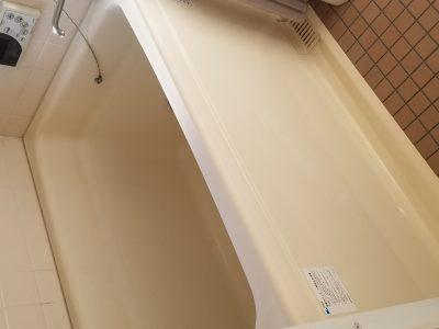 浴室清掃前後①