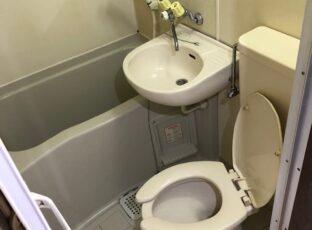 横浜市 アパート退去後のクリーニング トイレの酷い汚れを清掃 7.31
