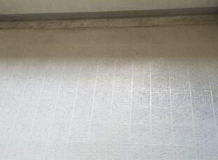 浜市 マンション退去後のクリーニング バルコニーの汚れを清掃 2020.8.29