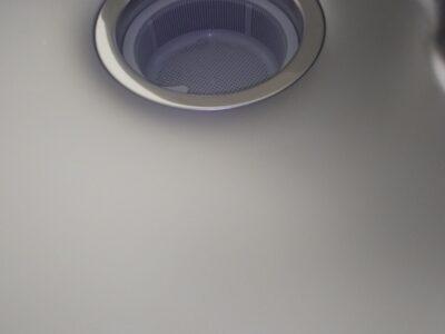 横浜市 新築戸建てのシンク水垢の除去  1.6