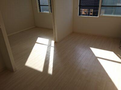 引っ越し前の入居前清掃