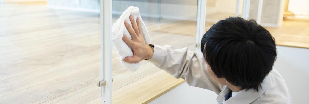 東京・神奈川・横浜の戸建物件の新築引渡清掃なら調和プロダクトサービスへお任せ下さい!