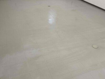 東京都 オフィス退去後の床汚れを洗浄 05.25